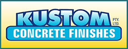 Kustom concrete finishes